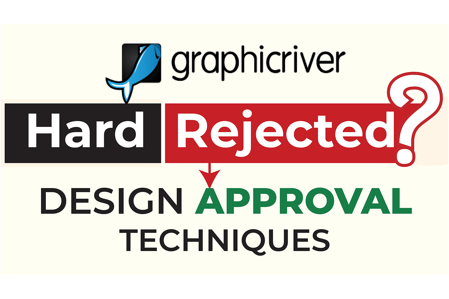 GraphicRiver Tutorial | Hard Reject Solved | How to approved