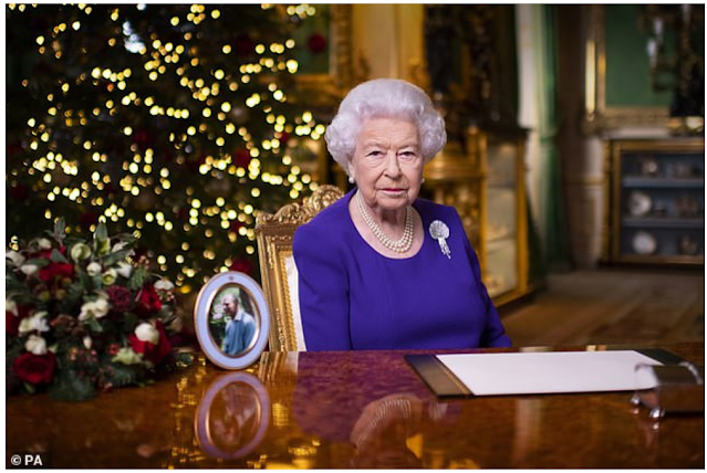 Queen cancels all garden parties for 2021 following new wave of COVID-19