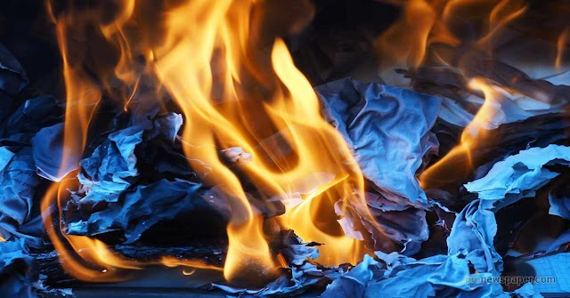 The five things that are Important to do when your Body Burn on Fire