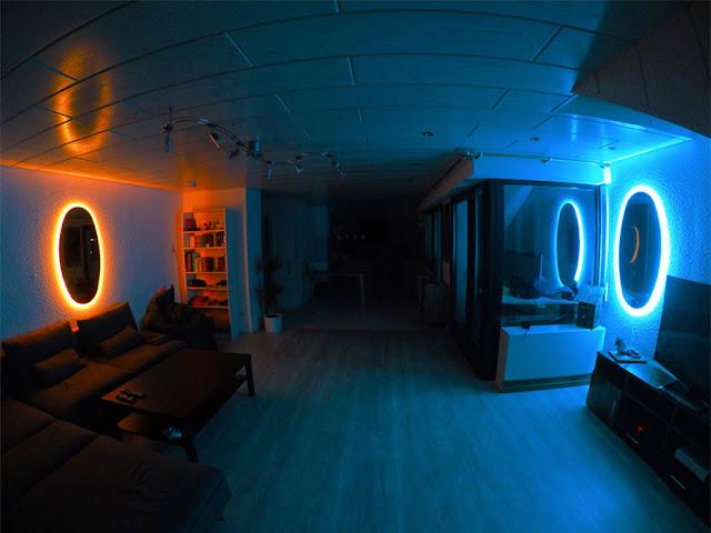 グミのシャンデリア?感性を刺激するクリエイティブな家具#2・9選【a】錯覚を引き起こす鏡