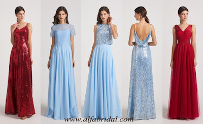 Where to Buy Bridesmaid Dresses Under $100? Learn Alfabridal