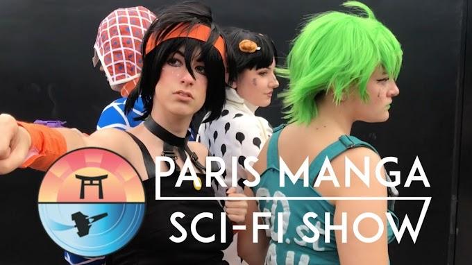 Cosplay desde Paris Manga 2019