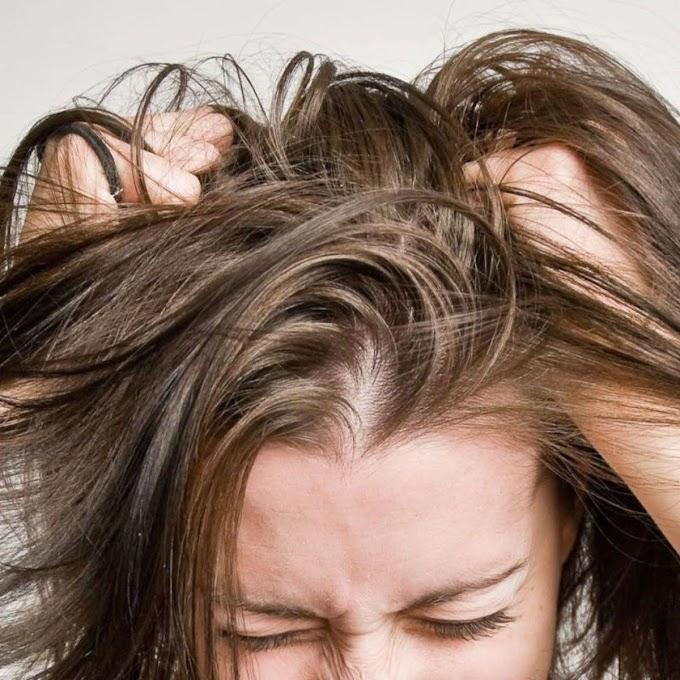 Como hacer champú casero para el pelo graso