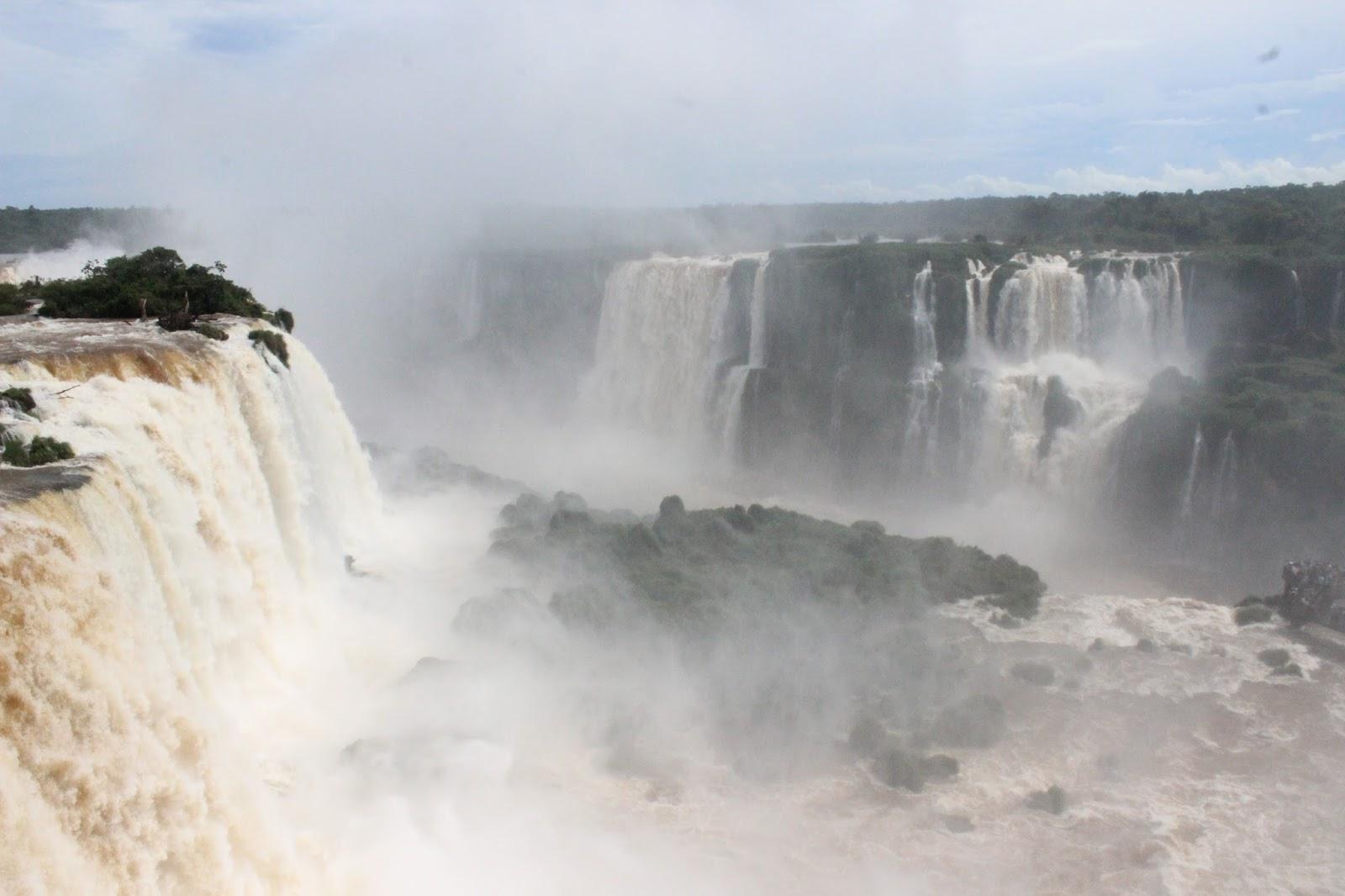 Cataratas del Iguazu Lado Brasil recomendaciones
