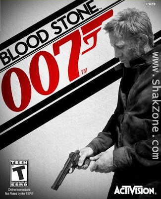 James Bond 007: Blood Stone PC Game Free Download