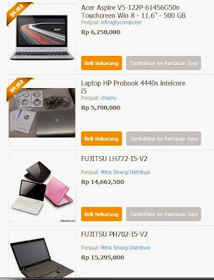 http://www.lamido.co.id/komputer/laptop/