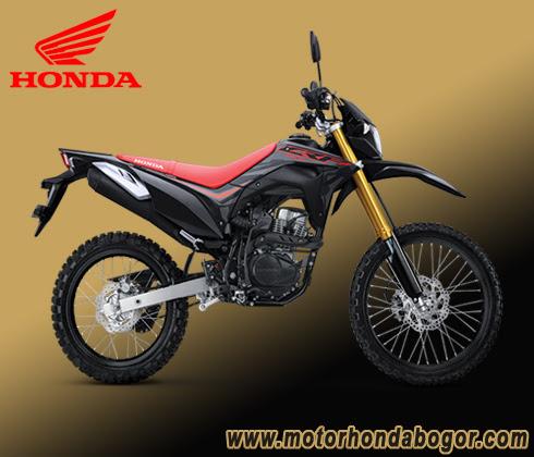 Tempat Kredit Motor Honda CRF 150 Bogor