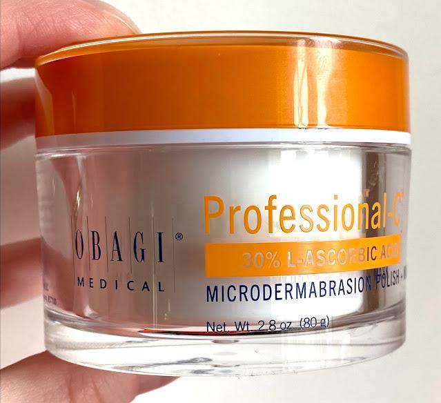 Obagi Professional-C 30% L-Ascorbic Acid Microdermabrasion Polish