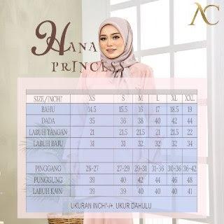 HANA PRINCESS