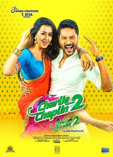 Charlie Chaplin 2 2019 Hindi Dubbed Movie Download HDRip 720p