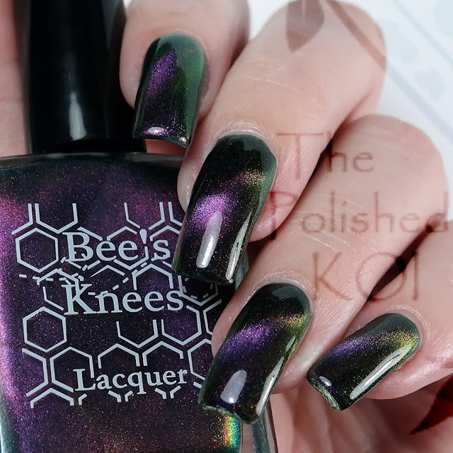 Bee's Knees Lacquer I Heart Derry