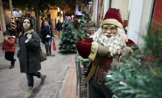 """64 Στρέμματα το Χριστουγεννιάτικο """"Πάρκο των Ευχών"""" της Λάρισας"""