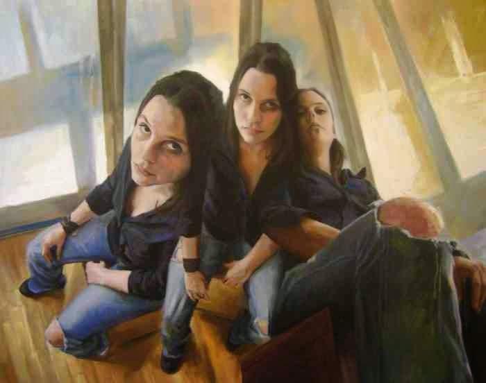 Метафизическая живопись. Nacho Puerto