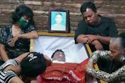 Jenazah Korban Penembakan Polisi di Jakarta, Disambut Tangis Keluarga di Medan
