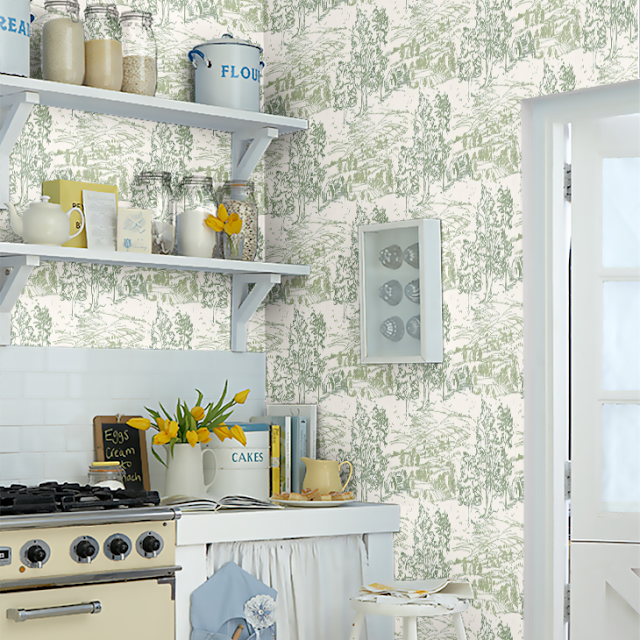 traditional wallpaper designs