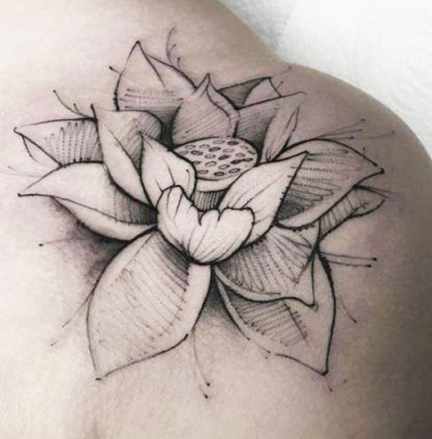 Beautiful Floral Tattoos Designs that Will blow your MindBY JENI