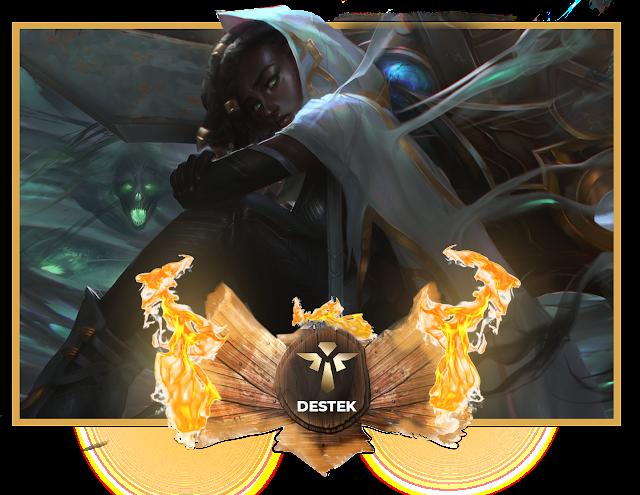 League of Legends'da Oyun Kazandıran Şampiyonlar: Destek | Otomatik Doldurma Mağdurları da Gelsin!