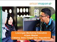 Lowongan Marketing Executive Arisan Mapan Cabang Jawa Tengah dan Yogyakarta
