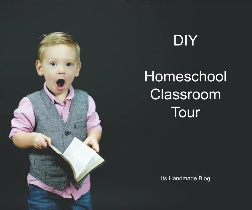 blog tour of homeschool classrooms you can easily set up yourself