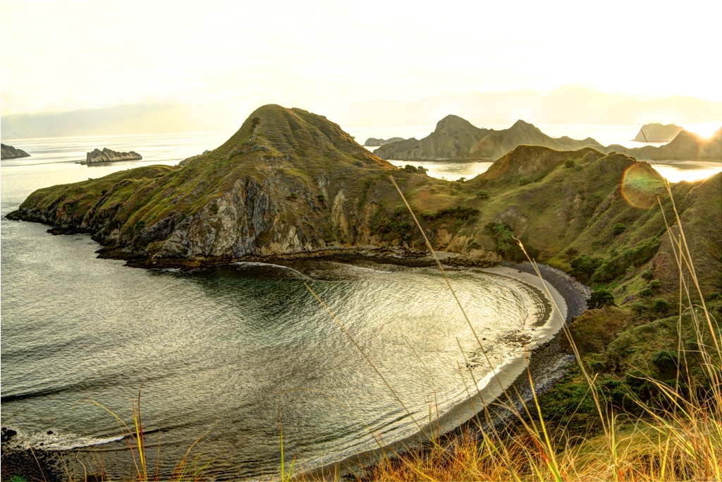Sunset Pulau Padar