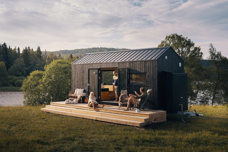 A Tiny House On Wheels, Norwegian Style