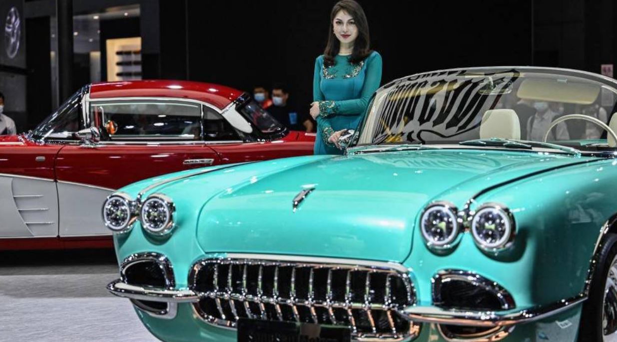 معرض شنجهاي للسيارات.. المنتج الصيني يفرض هيمنته