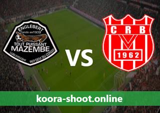 بث مباشر مباراة شباب بلوزداد ومازيمبي اليوم بتاريخ 02/04/2021 دوري أبطال أفريقيا