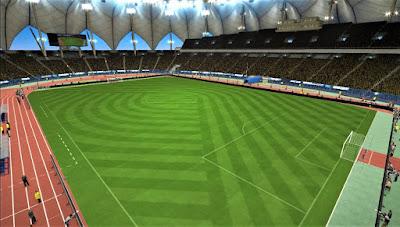 PES 2017 King Fahd International Stadium Saudi Arabia