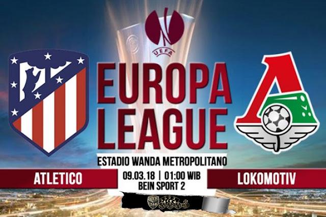 Prediksi Atletico Madrid Vs Lokomotiv Moscow, Jumat 09 Maret 2018 Pukul 01.00 WIB