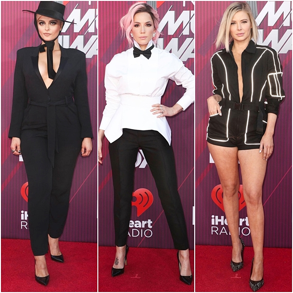 Looks do iHeart Radio Music Awards 2019