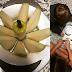 Cortador para as frutas das crianças