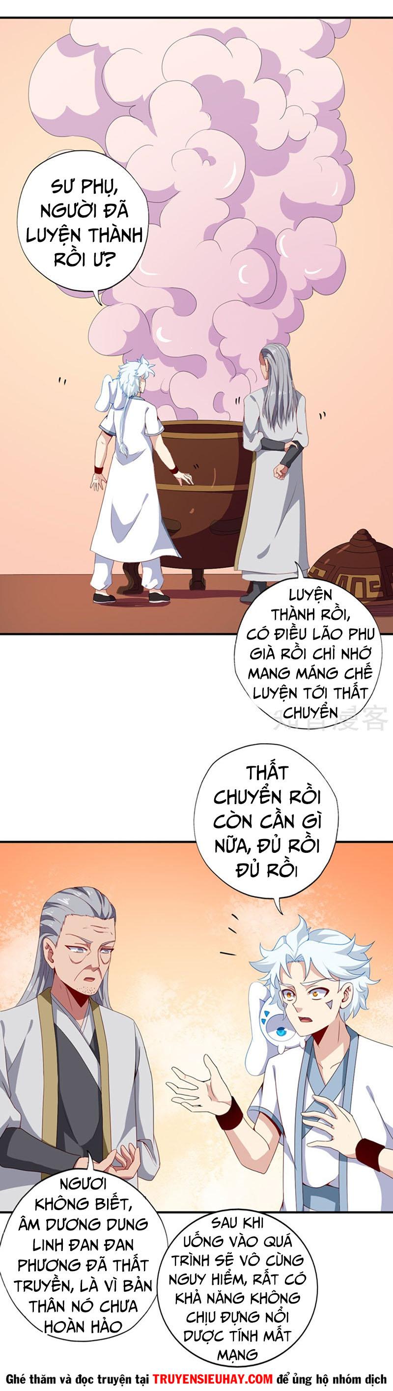 Chí Tôn Võ Đế chap 121 - Trang 2