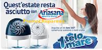 Logo ''Ariasana'' ti regala 1.000 teli mare: richiedili