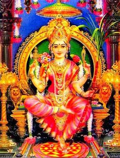 Tripurasundari Vedasara Stotram