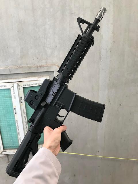 súng đạn thạch m4a1 gen 8