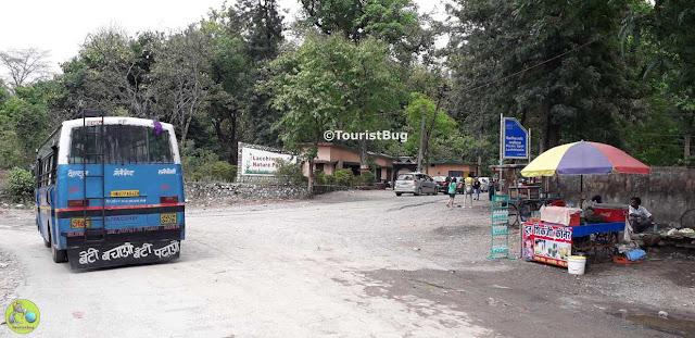 Lachhiwala distance from dehradun