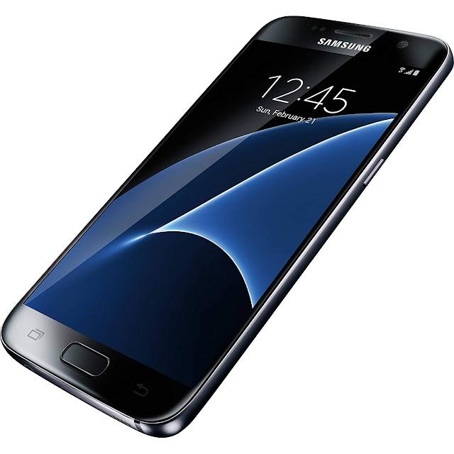 Samsung Galaxy S7 Unlocked GSM 4G LTE Smartphone - Black