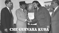 SEJARAH REPULIK KUBA DAN CHEGUEVARA