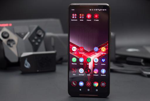 Ponsel Gaming Terbaik Dari Asus, Asus Rog Phone II