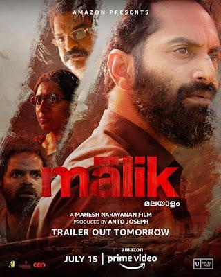 Malik amazon prime Movie