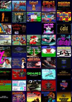 MS-DOS Games