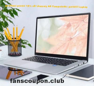 gearbest promo 18% off Lhmzniy A8 Computador portátil Laptop