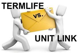 Asuransi term life dan Reksadana dan Unit Link