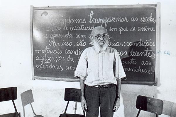 Professora da UFRN defende no Senado a manutenção de Paulo Freire como Patrono da Educação Brasileira