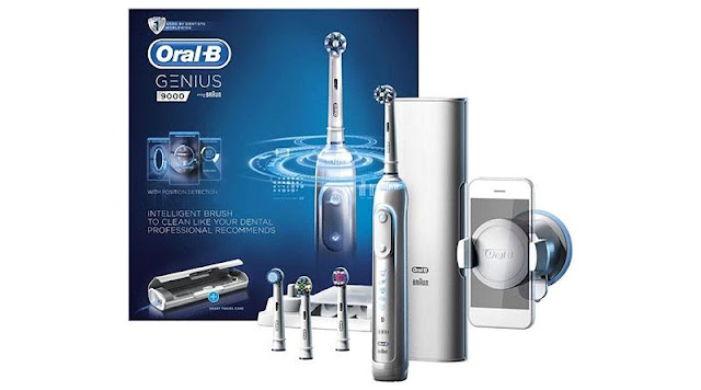 6. Oral-B Genius 9000/8000