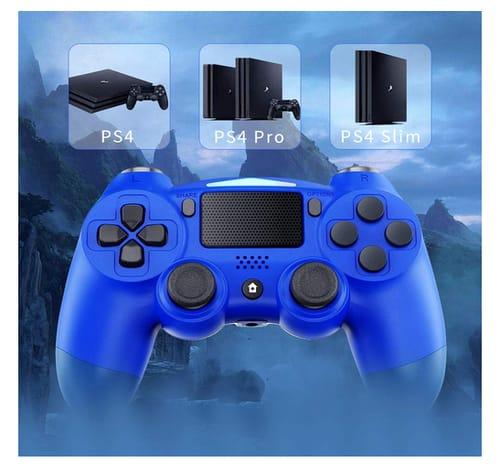 TUTUO PS4 Wireless Gamepad Joystick Controller