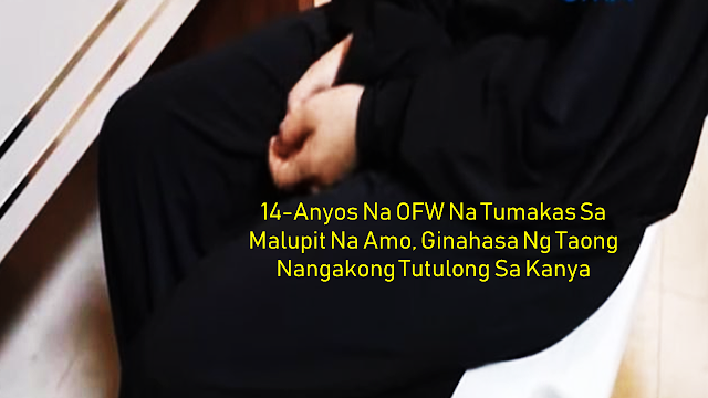 "An overseas Filipino worker in Saudi Arabia who thought she was already safe after running away from a cruel employer ended up being sexually abused by a person who promised to help her.      Ads    A 14-year old OFW who just given a name ""Amira"" was sent by a recruiter to work in Saudi Arabia by forging her real age. having been experienced abuse and maltreatment, she decided to run away from her employer. She met a person who said he will help her but instead of doing so, he raped the poor OFW. According to the report, poverty is what urged the girl to take her chances to apply abroad in spite of her very young age. The recruitment agency forged her papers and made her to look older in order to be able to deploy her in Saudi Arabia last year. She made it to Saudi Arabia but she was maltreated and abused by her employer prompted her to leave her employer's house. She met a foreign man who promised to help her but instead, she was sexually abused three times. She said she was able to escape to the man when he met an accident. Ads          Sponsored Links    Meanwhile, another 17-year-old OFW also ran way from her employer in Saudi Arabia. She was accused of stealing. Like Amira, her real age and papers were also forged by the recruitment agency. According to her, she was being forced to clean the house of her sponsor's friend even it not written in the contract. Bothe OFWs are now in the custody of Philippine Overseas Labor Office - Overseas Workers Welfare Administration (POLO-OWWA) in Jeddah while their repatriation are being processed. According to OWWA, the cases of under-aged OFW being deployed by recruiters continues to rise. They are now taking action to penalized these recruiters."