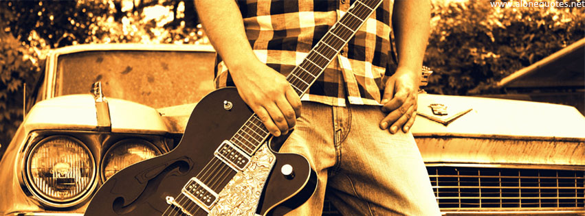 Stylish Girl With Guitar Wallpapers Alone Boy With Guitar Facebook Cover
