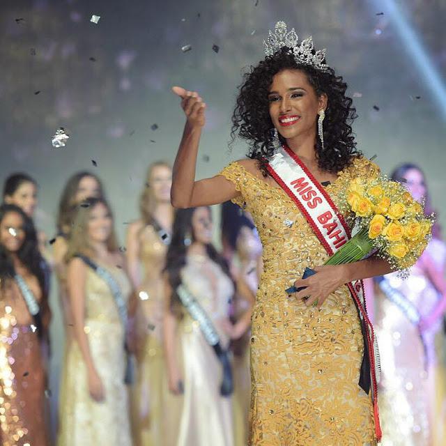 Achegue-se! Look de diva: Juliana Oliveira - Miss Bahia 2016 (Mata de São João)