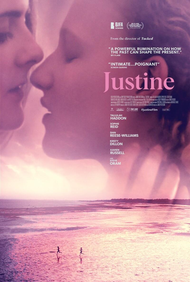 justine poster